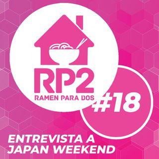 Entrevista a Japan Weekend con Iñaki e Isra