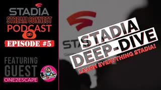 #SSCPodcast №005 - Angst over games | Stadia is dead Media rhetoric and much more..