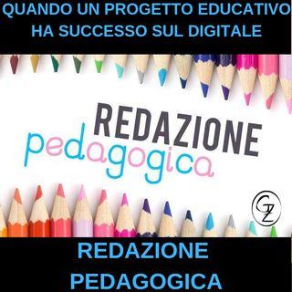 Lavorare sul digitale si può fare: Redazione Pedagogica