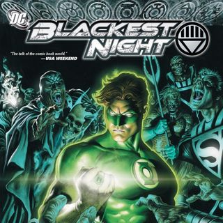 "Source Material #248 - ""Blackest Night"" (DC, 2009)"