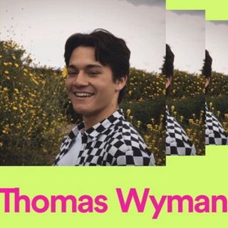 EP. 39-Music Prodigy! Special Guest Thomas Wyman
