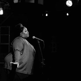 Spoken Word Creative Process, Live with Forressa Harrison!