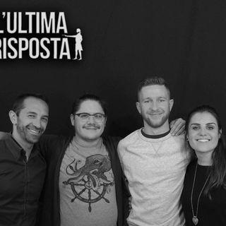 """1x25 L'ultima Risposta - Luca """"il Borgia"""" e Gianluca di MONTONIGHT 2016"""