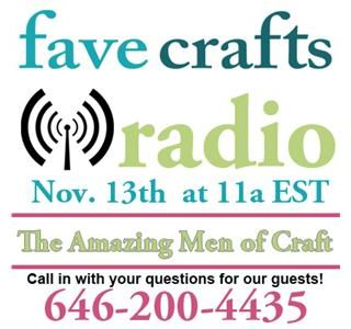 The Amazing Men of Craft Answer Your Craft Questions