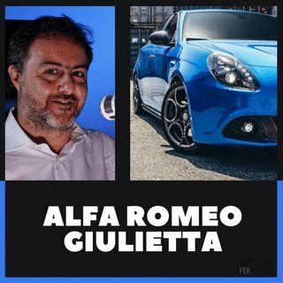 Episodio 17: Alfa Romeo Giulietta M.Y. 2019, la sintesi perfetta