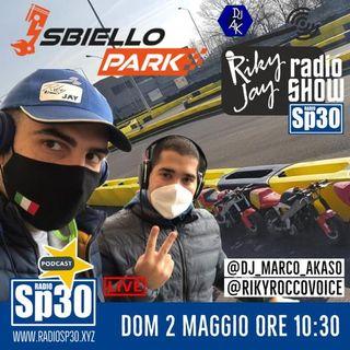 RIKYJAY RADIO SHOW speciale live sa SBIELLO PARK #radiosp30