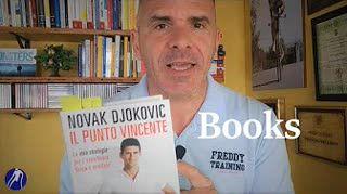Novak Djokovic (Recensione libro)