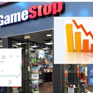 Gamestop goes to the broken bank and closes