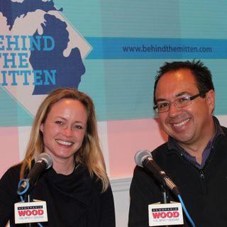 Behind the Mitten-WOOD Radio