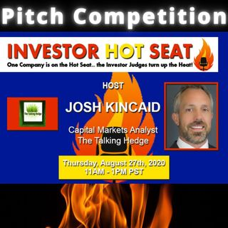 Investor Hot Seat (Cannabis Pitch Fest)