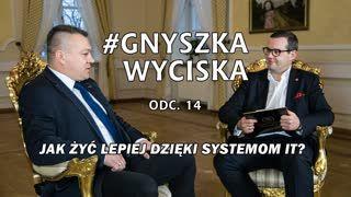 #GnyszkaWyciska odc. 14  Michał Szymczuk o nalewkach, wolnym rynku i Billu Gatesie