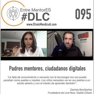 #DLC 095 con Daniela Santibañez