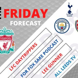 Depleted Reds Face Foxes | Friday Forecast
