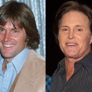 the bruce jenner before and after