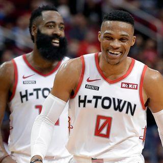 I Rockets volano trascinati da Westbrook e Harden | #38