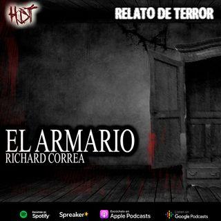 El armario | Relato de terror