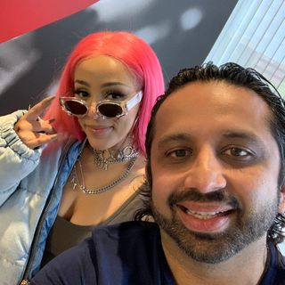 Doja Cat With Dj Pup Dawg