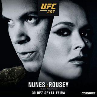 UFC Leaving Amanda Out Of Promos? UFC 207