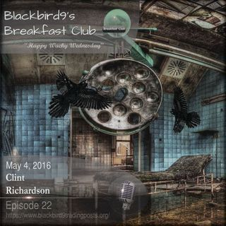Clint Richardson - blackbird9's Breakfast Club