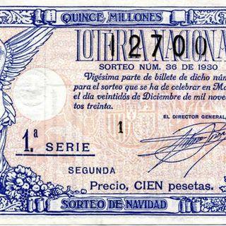 S01E14 Esquilache, la Guerra de la Independencia y la lotería.