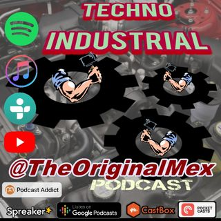 Techno Industrial 90s (March 2k20)