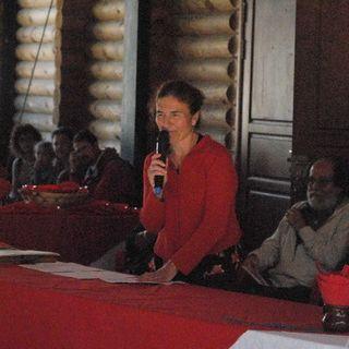 Monica Berton, sindaco di Pragelato sul nuovo Campus degli sport di Montagna