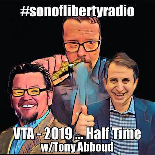 #sonoflibertyradio - VTA - 2019 ... Half Time