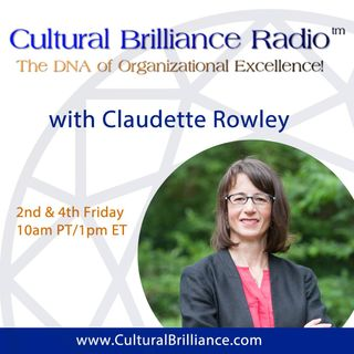 Creating a Culture of Belonging with Claude Silver