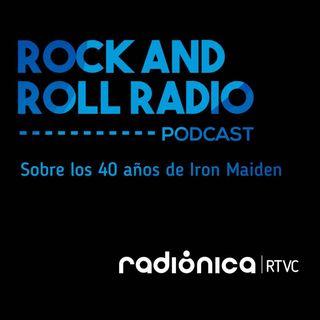 Iron Maiden: 40 años