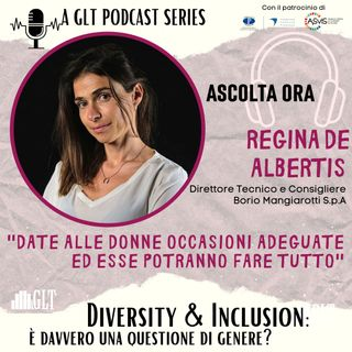 1. Basta Role Model: non esistono solo le eccezioni. Storie di resilienza, con Regina De Albertis