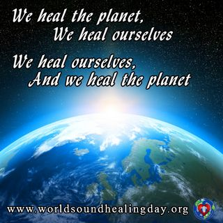 Youth Radio - World Sound Healing Day AH with Jonathan Goldman