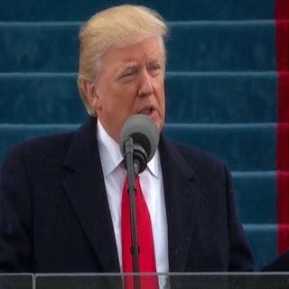 Trump agradece a México contención de migrantes