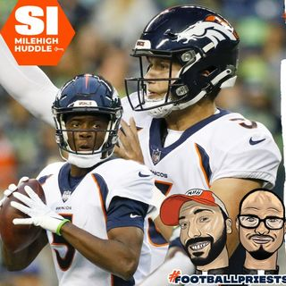 HU #745: Aftermath Game 2 | Are Broncos Really Any Closer to QB Decision?
