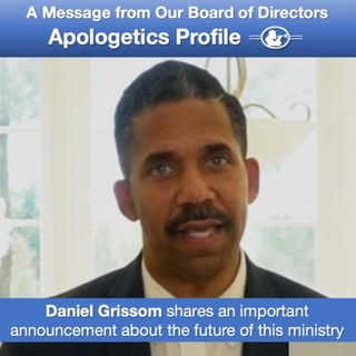 Episode 45: 45 BONUS - The Future of Our Ministry from the Board of Directors (6-min. Update)
