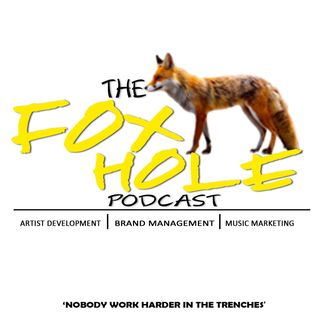 Ep#4 Microwave_Music_Marketing: The Fox Hole Podcast