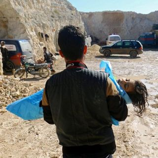 L'attacco chimico del 4 aprile a Khan Sheikhoun, in Siria