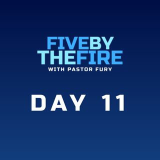 Day 11 - Living on the Promise