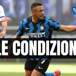 Juventus-Inter, novità Sanchez: le ultime sull'infortunio