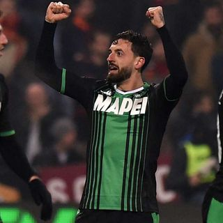 Ciccio Caputo leads Sassuolo to upset over Roma