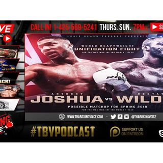 Joshua vs Wilder 12.5 MILLION Offer💰GGG vs Martirosyan🤦♂️Fury BACK😱& More!