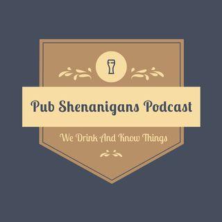 Pub SHENAGINNS show