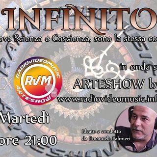 """""""Infinito"""" di Emanuele Palmieri"""