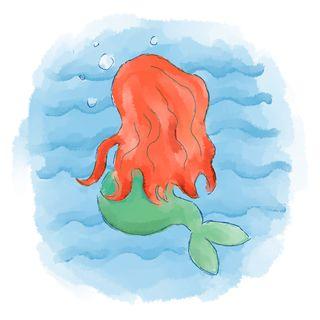 Satu 7: Pieni merenneito - Nellin ja Vihreän Ketun satuseikkailu