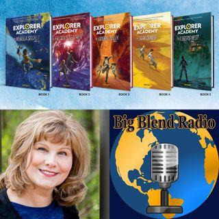 Nat Geo Kids Explorer Academy Book Series - Trudi Trueit on Big Blend Radio