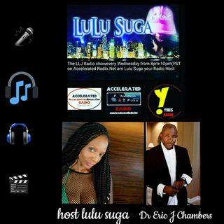 The LLJ Radio Show 8/30/17 *Author Eric J. Chambers*