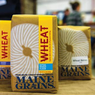 Episode # 47 - Locally Grown - Amber Lambke of Maine Grains