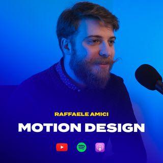 MOTION DESIGN con Raffaele Amici