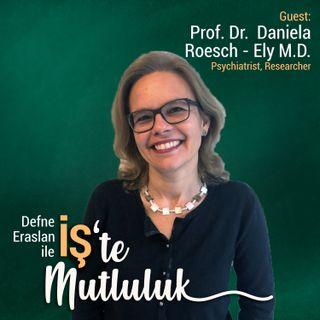 KISA - Prof. Dr. Daniela Roesch - Ely M.D. - Psychiatrist, Researcher