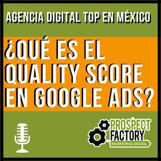 Quality Score | Prospect Factory