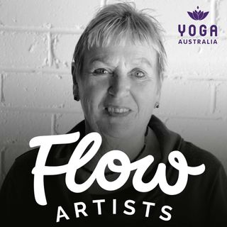 Jose Goossens - Yoga Australia - Passing the Torch